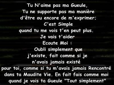 rencontres quoi ma gueule